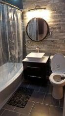 Amazing guest bathroom decorating ideas 48