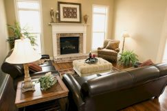 Amazing small living room decor ideas with sectional 09
