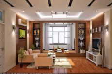 Amazing small living room decor ideas with sectional 11