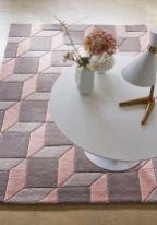 Beautiful bedroom design ideas using grey carpet 015
