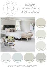Beautiful bedroom design ideas using grey carpet 082