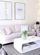 Beautiful bedroom design ideas using grey carpet 096