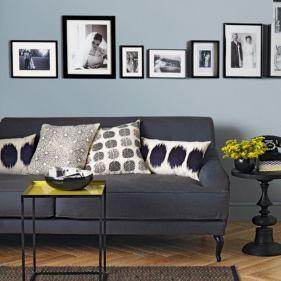 Beautiful grey living room decor ideas 10