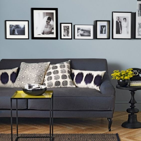 Beautiful grey living room decor ideas 10