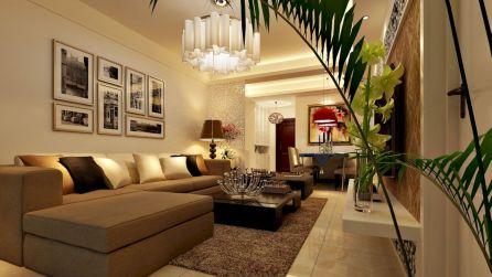 Beautiful grey living room decor ideas 14