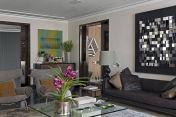 Beautiful grey living room decor ideas 21