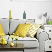 Beautiful grey living room decor ideas 29