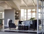 Beautiful grey living room decor ideas 45