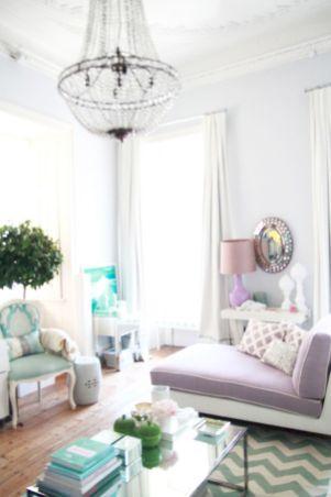 Beautiful grey living room decor ideas 57