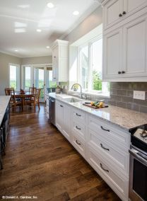 Beautiful kitchen design ideas for mobile homes 06