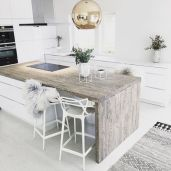 Beautiful kitchen design ideas for mobile homes 11