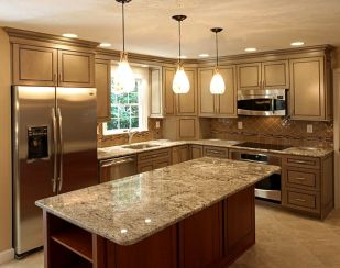 Beautiful kitchen design ideas for mobile homes 21