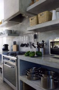 Beautiful kitchen design ideas for mobile homes 28