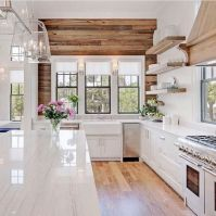 Beautiful kitchen design ideas for mobile homes 30