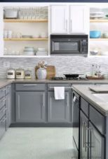 Beautiful kitchen design ideas for mobile homes 36