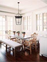 Beautiful shabby chic dining room decor ideas 08