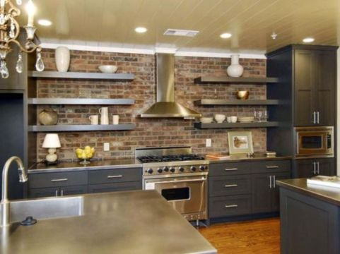 Brick kitchen 04