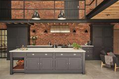 Brick kitchen 13