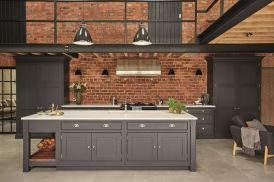 Brick kitchen 13