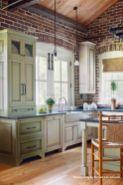 Brick kitchen 23