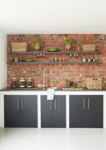 Brick kitchen 25