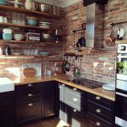 Brick kitchen 35
