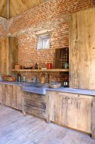 Brick kitchen 36