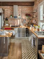 Brick kitchen 37
