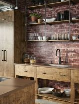 Brick kitchen 42