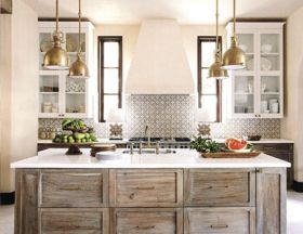Chic kitchen design 34