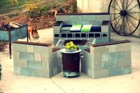 63 Cinder Block Furniture Backyard - Round Decor