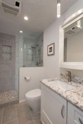 Cool bathroom counter organization ideas 07