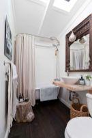 Cool bathroom counter organization ideas 17