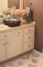 Cool bathroom counter organization ideas 28