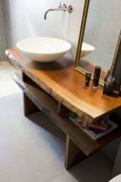 Cool bathroom counter organization ideas 40