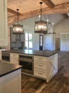 Cool kitchens design ideas with bay windows 24