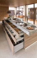 Cool kitchens design ideas with bay windows 27