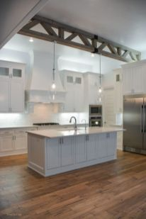 Cool kitchens design ideas with bay windows 43