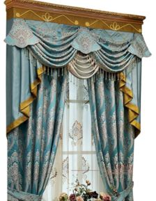 Cool luxury curtains for living room 07