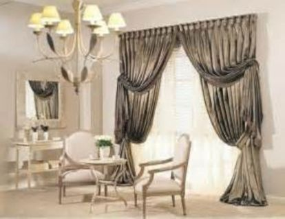 Cool luxury curtains for living room 15