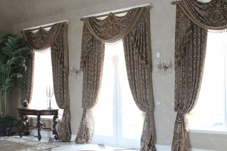 Cool luxury curtains for living room 42