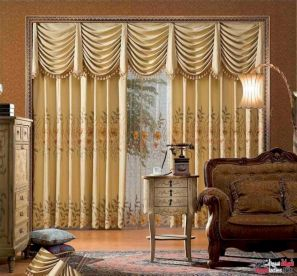 Cool luxury curtains for living room 47
