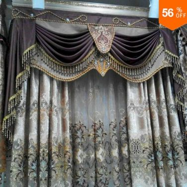 Cool luxury curtains for living room 55