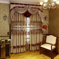 Cool luxury curtains for living room 57