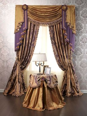 Cool luxury curtains for living room 69