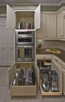 Corner kitchen cabinet storage 07