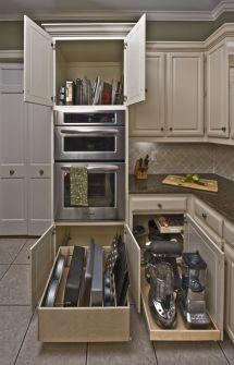 Corner kitchen cabinet storage 07