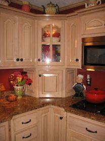 Corner kitchen cabinet storage 28