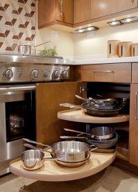 Corner kitchen cabinet storage 30