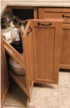 Corner kitchen cabinet storage 32
